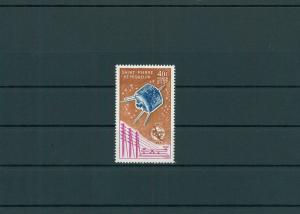 ST.PIERRE ET MIQUELON 1965 Nr 67 postfrisch (200556)