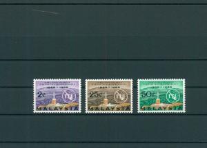 MALAISIA 1965 Nr 11-13 postfrisch (200563)