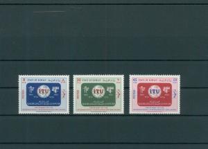 KUWAIT 1965 Nr 280-282 postfrisch (200565)
