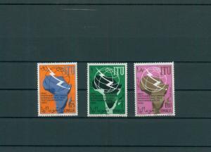 SOMALIA 1965 Nr 71-73 postfrisch (200572)