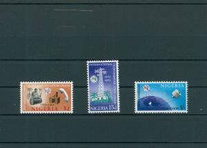 NIGERIA 1965 Nr 166-168 postfrisch (200577)