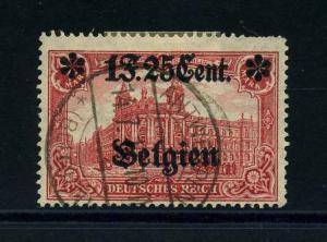LP IN BELGIEN 1916 Nr 23II gestempelt (113831)