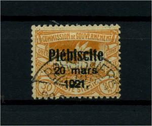 OBERSCHLESIEN 1920 Nr 32 gestempelt (113884)