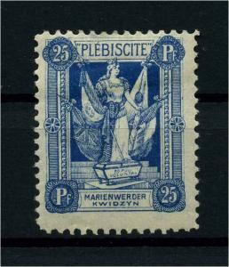 MARIENWERDER 1920 Nr 34 siehe Beschreibung (113909)