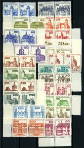 BERLIN 1977 Lot postfrisch (113988)