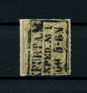 NDB 1868 Nr 11 gestempelt (114057)