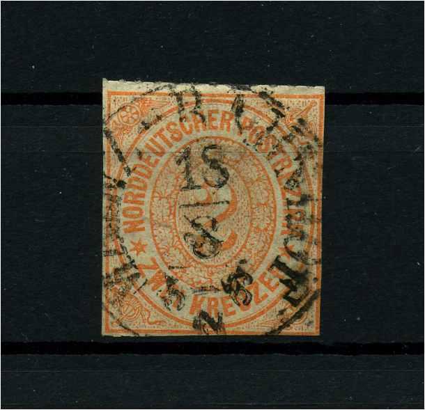 NDB 1868 Nr 8 gestempelt (114106) 0