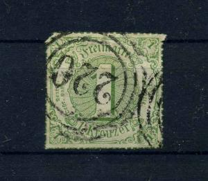 THURN+TAXIS 1866 51 gestempelt (114111)