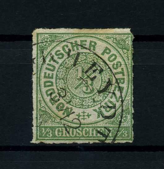NDB 1868 Nr 2 gestempelt (114115) 0