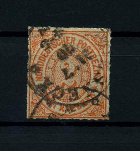NDB 1868 Nr 8 gestempelt (114117)