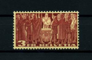 SCHWEIZ 1938 Nr 328x postfrisch (114349)