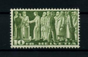SCHWEIZ 1938 Nr 330v postfrisch (114352)