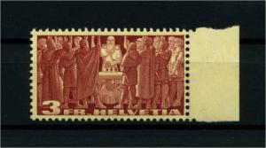 SCHWEIZ 1938 Nr 328x postfrisch (114353)