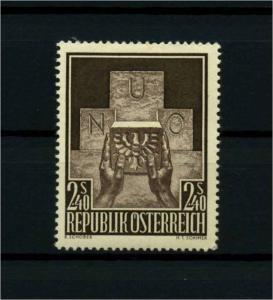 OESTERREICH 1956 Nr 1025 postfrisch (114367)