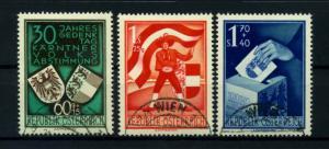 OESTERREICH 1950 Nr 952-954 gestempelt (114383)