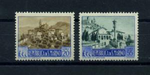SAN MARINO 1950 Nr 440-441 postfrisch (114423)