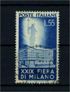 ITALIEN 1951 Nr 831 gestempelt (114425)