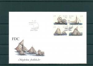 ALAND FDC aus 1995 siehe Beschreibung (201127)