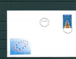 ALAND FDC aus 1995 siehe Beschreibung (201128)