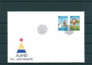 ALAND FDC aus 1995 siehe Beschreibung (201129)