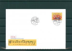 ALAND FDC aus 1996 siehe Beschreibung (201139)