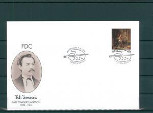 ALAND FDC aus 1996 siehe Beschreibung (201140)