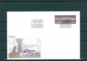 ALAND FDC aus 2002 siehe Beschreibung (201145)