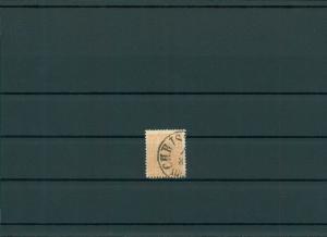 NORWEGEN 1867 Nr 11 gestempelt (201215)