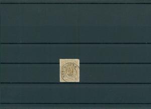 LUXEMBURG 1865 Nr 22 gestempelt (201528)