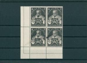 LUXEMBURG 1953 Nr 516 postfrisch (201570)