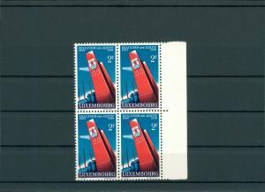 LUXEMBURG 1956 Nr 551 postfrisch (201573)