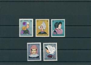 NIEDERLANDE 1960 Nr 755-759 postfrisch (201802)