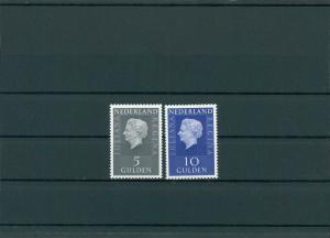 NIEDERLANDE 1970 Nr 944-945y postfrisch (201805)