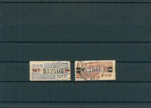 DDR 1959 ZKD Nr 28-29 gestempelt (201823)