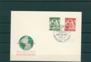 BERLIN 1951 Nr 80-81 gestempelt (202371)