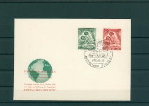 BERLIN 1951 Nr 80-81 gestempelt (202372)