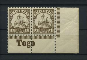 TOGO 1900 Nr 7 postfrisch (115922)