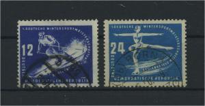 DDR 1950 Nr 246-247 gestempelt (115971)