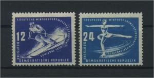 DDR 1950 Nr 246-247 postfrisch (116001)