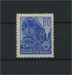 DDR 1953 Nr 377 postfrisch (116078)