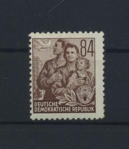 DDR 1953 Nr 379 postfrisch (116081)