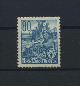 DDR 1953 Nr 378 postfrisch (116082)