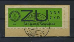 DDR ZKD 1965 Nr E2 gestempelt (116099)