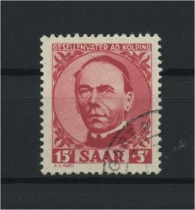 SAARLAND 1950 Nr 289 gestempelt (116246)