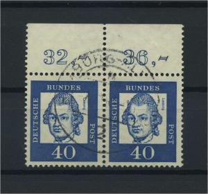BUND 1961 Nr 355y gestempelt (116699)