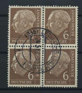 BUND 1954 Nr 180 gestempelt (116701)