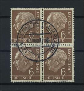BUND 1954 Nr 180 gestempelt (116719)