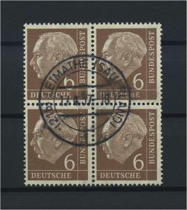 BUND 1954 Nr 180 gestempelt (116733)