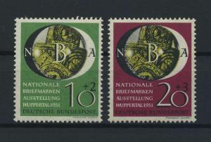 BUND 1951 Nr 141-142 postfrisch (116762)