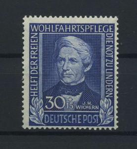 BUND 1949 Nr 120 postfrisch (116765)
